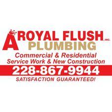 A Royal Flush Plumbing Inc
