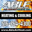 Porch Pro Headshot ABLE AIR CONDITIONING AND HEATING INC.