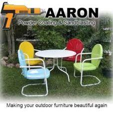 Aaronu0027s Powder Coating