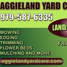 Aggieland Yard Care Llc Landscaping Company College