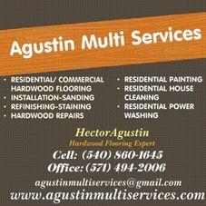 Agustin Multi Services Llc Flooring Contractor Manassas
