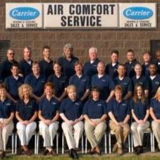 Air Comfort Service Inc Hvac Contractor Hazelwood Mo