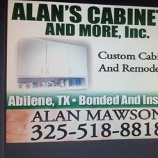 Alan S Cabinets More