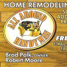 All Around Handyman Handyman Bailey Nc Projects
