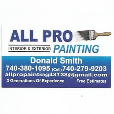 All Pro Painting Painter Logan OH Projects Photos Reviews And - All pro painting