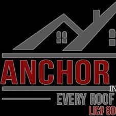 Anchor Roofing Inc Roofing Contractor Sand Springs Ok