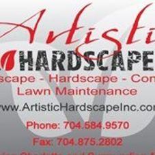 artistic hardscape inc hardscape contractor charlotte nc