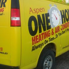 Aspen One Hour Heating Air Conditioning