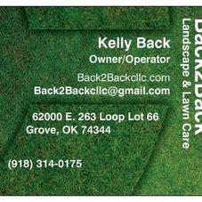 Back2back Landscape Amp Lawn Care Landscaping Company