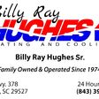 Porch Pro Headshot Billy Ray Hughes Heating & Cooling