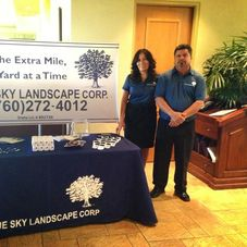 blue sky landscape corp landscaping company cathedral city ca
