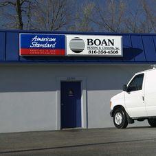 Boan Heating Cooling Inc