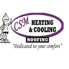 CSM Heating Cooling U0026 Roofing