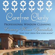 carefree window cleaning
