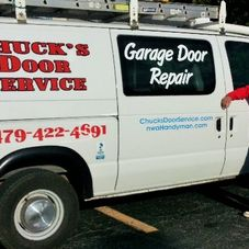 Chucku0027s Door Service   Garage Door Repair
