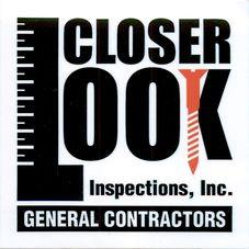 Closer Look Inspections Inc General