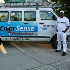 Color Sense Painting Llc Painting Company Fayetteville