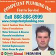 Porch Pro Headshot Competent Plumbing - Water Heater Installation & Repair