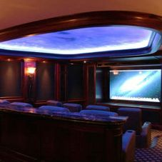 Custom Home Theater Systems Automation