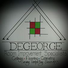 DeGeorge Ceilings, Flooring U0026 Custom Cabinetry