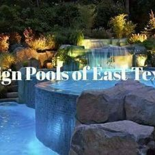 Design Pools Of East Texas