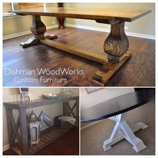 Charmant Dishman Woodworks