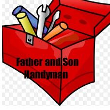 Father And Son Handyman Handyman Wake Forest Nc