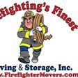 Porch Pro Headshot Firefighting's Finest Moving and Storage
