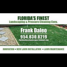 Florida S Finest Landscape Pressure Cleaning Corp