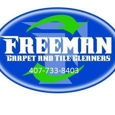 Freeman Carpet And Tile Cleaners