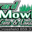Porch Pro Headshot Garrard Mowing