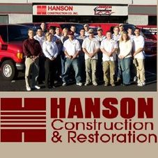 Hanson Construction Company Inc General Contractor