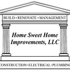 Home Sweet Home Improvements LLC. General Contractor ...