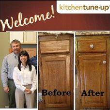 Kitchen Tune Up. Cabinet Refacing & Restoration Service ...