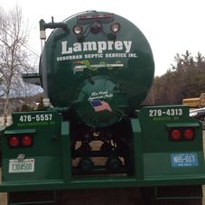 Lamprey Suburban Setptic Septic Tank Service