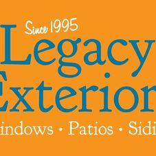 Legacy Exteriors LLC Siding Contractor