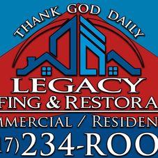 Legacy Roofing Restoration LLC