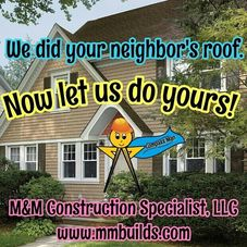 M Amp M Construction Specialist Llc General Contractor