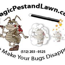 Magic Pest And Lawn Control Company Austin Tx