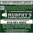 Porch Pro Headshot Murphy's Plumbing, Heating & Air Conditioning
