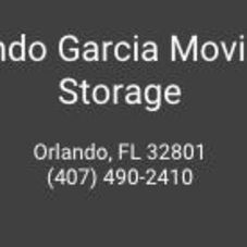 Orlando Garcia Moving U0026 Storage. Mover   Orlando, FL ...
