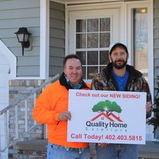 Quality Home Exteriors Llc Window Replacement