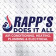 Porch Pro Headshot Rapp's Does It All - Air Conditioning, Heating, Plumbing & Electrical