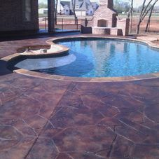 Riley Concrete Llc Concrete Contractor Moore Ok Projects Photos Reviews And More Porch