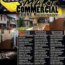 Smart Commerical Home Maintenance Handyman Winston Salem Nc