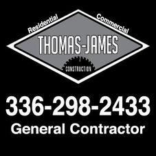 Thomas James Construction Llc General Contractor