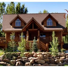 Whisper Creek Log Homes