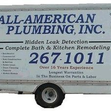 all american plumbing inc remodeling contractor 88373