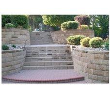 Jensen Retaining Walls Inc Concrete Contractor Omaha