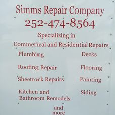 Bathroom Remodel New Bern Nc simmsrepair company. handyman - new bern, nc. projects, photos
